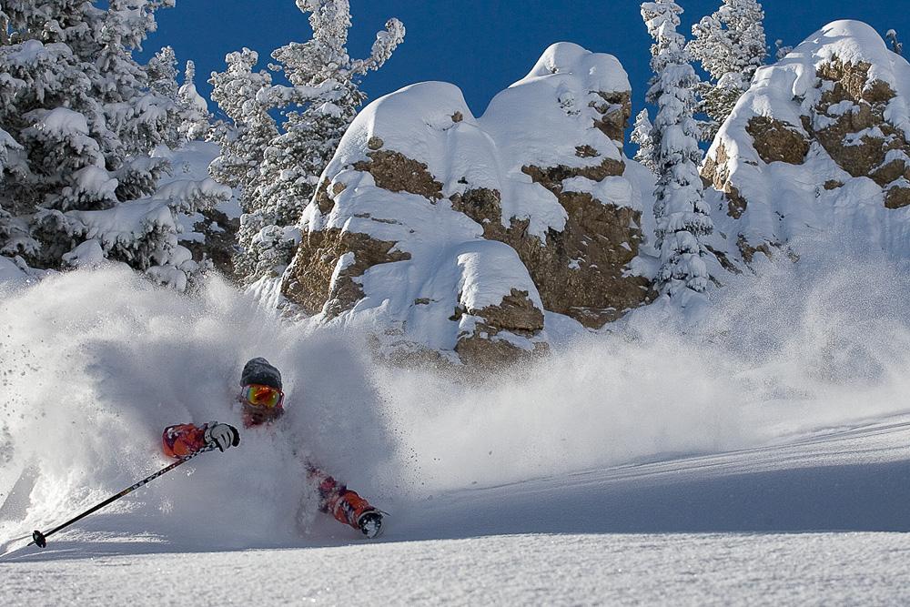 Utah powder