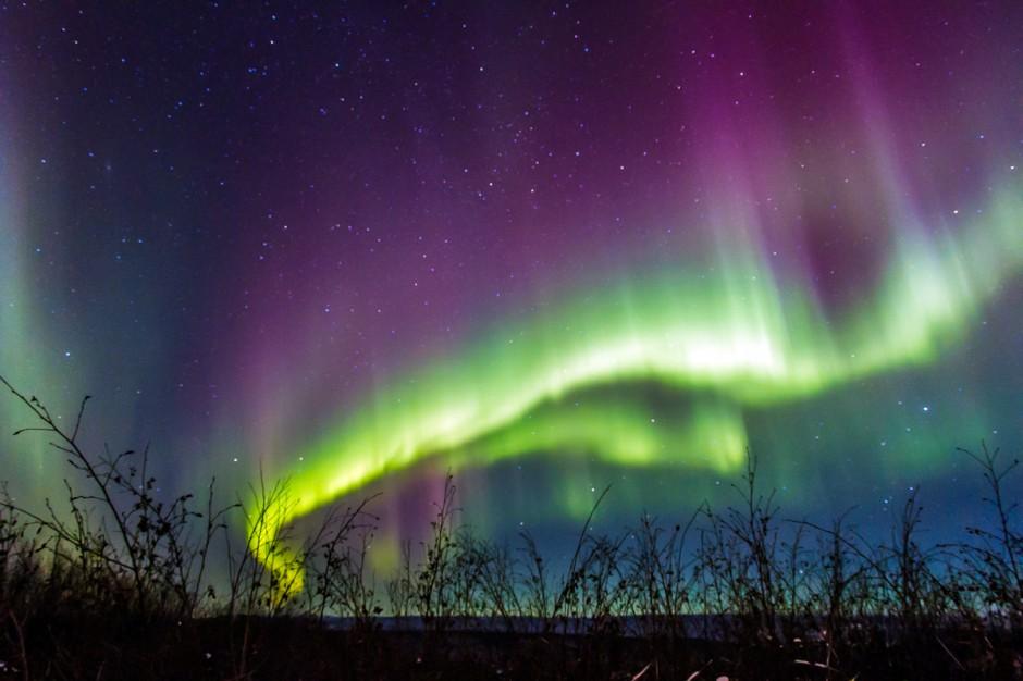 Hunting The Northern Lights In Fairbanks Alaska Matador