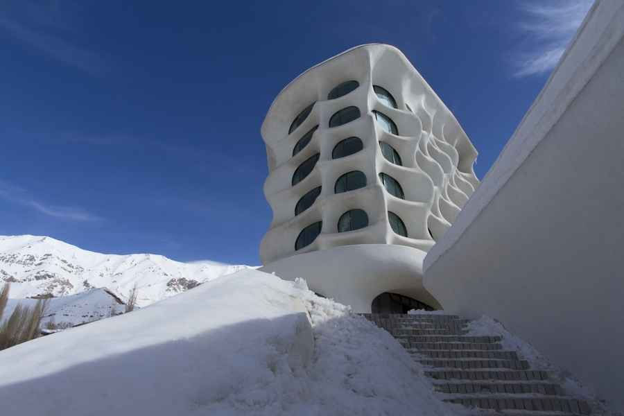 Barin Ski Resort, Iran