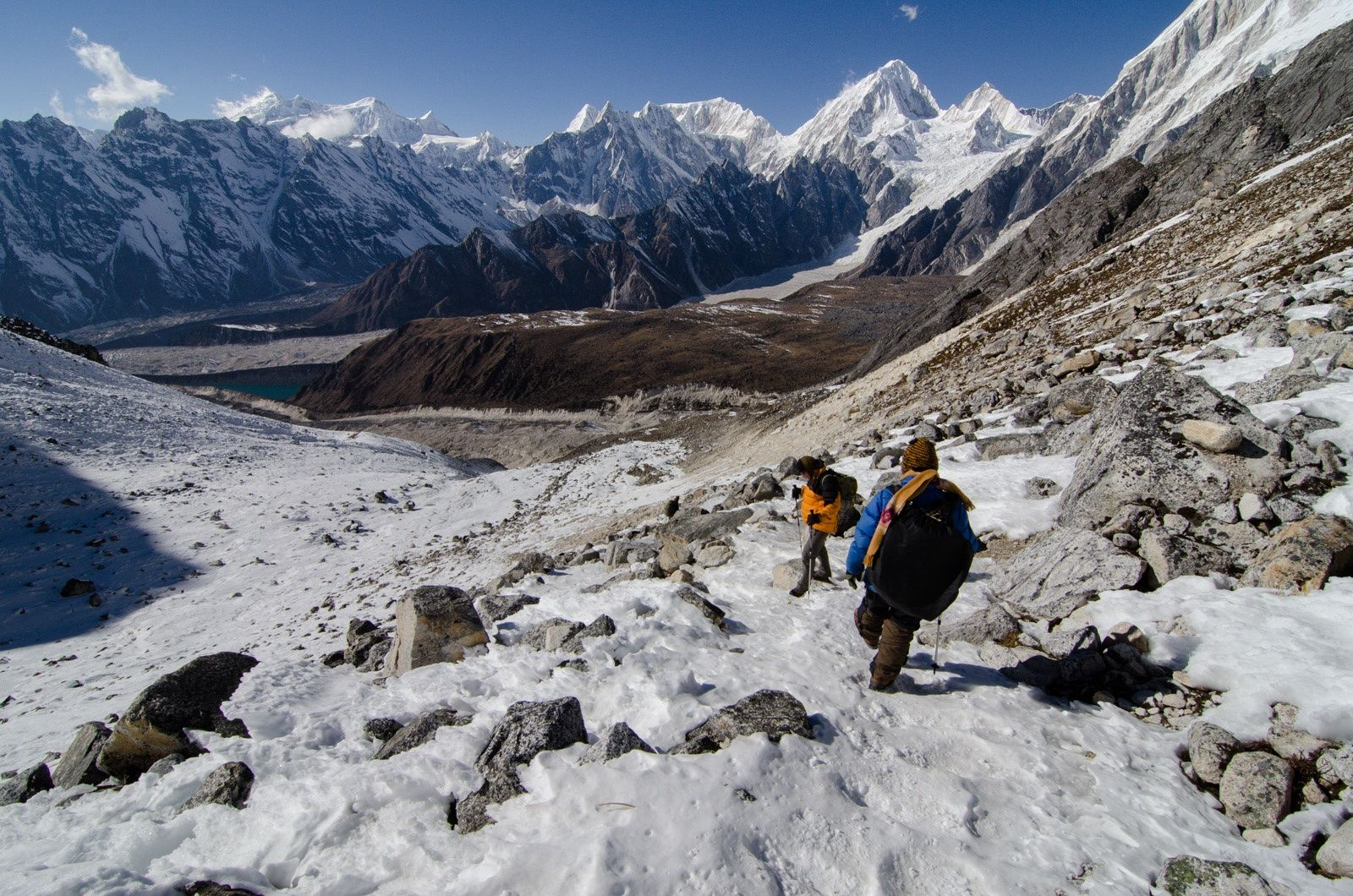 15 lessons I learned trekking the Manaslu Circuit in Nepal
