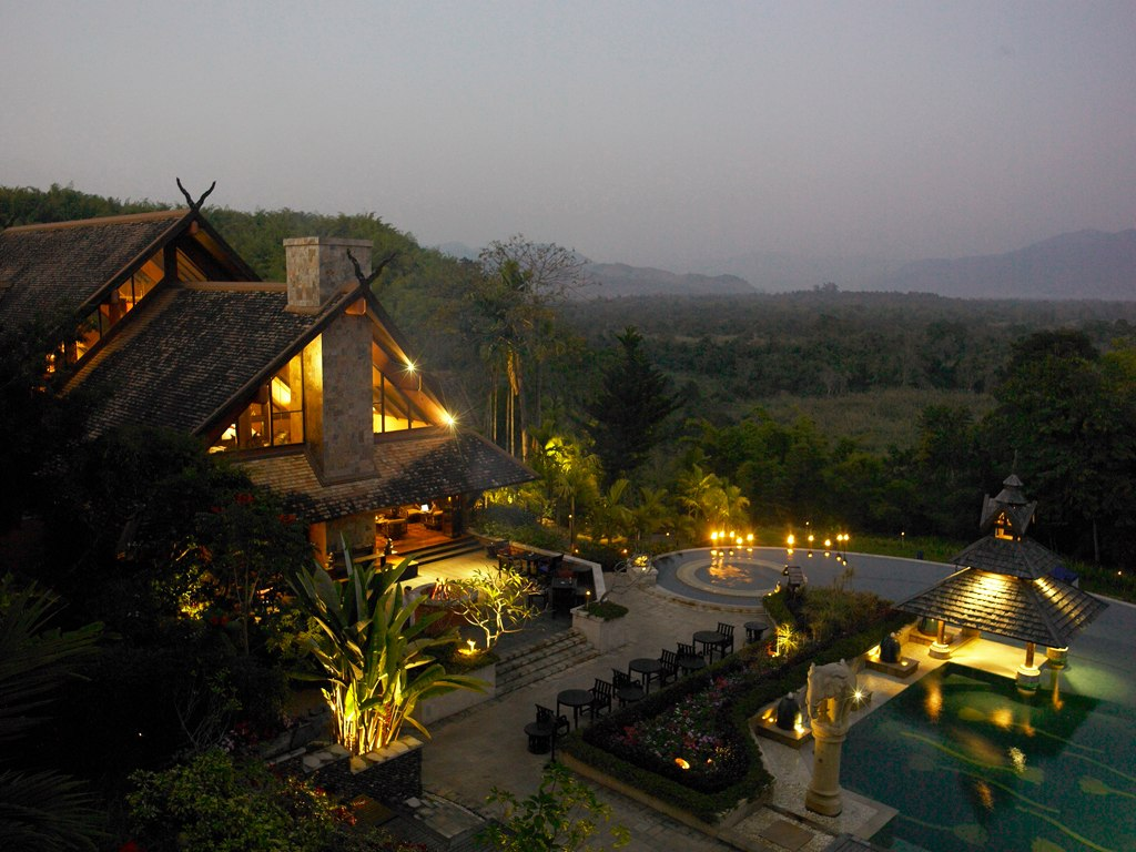 Anantara Golden Triangle, Thailand