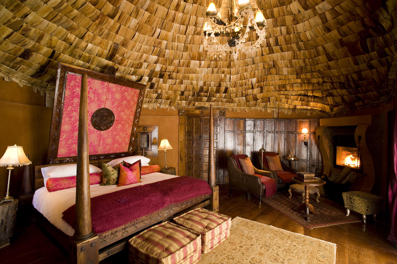 Ngoro Crater Lodge, Tanzania