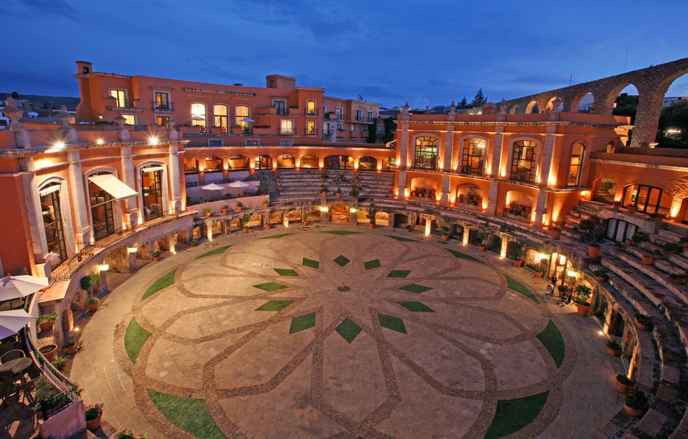 Quinta Real, Zacatecas Mexico