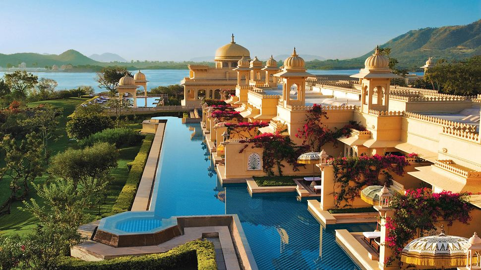 The Oberoi Udaivilas, India