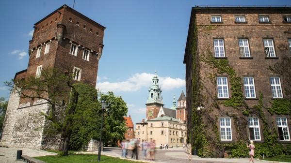 Cracow Poland Timelapse