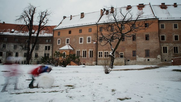 Cracow, Poland timelapse