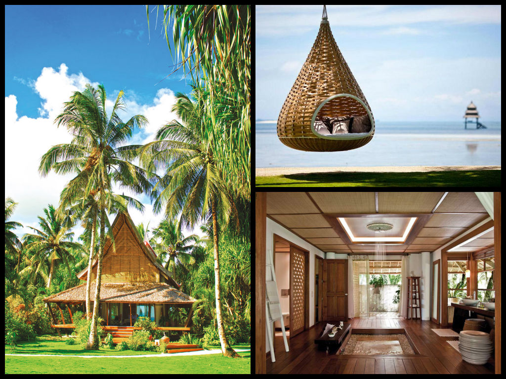 Dedon Island Resort