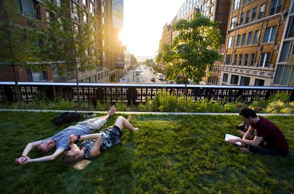 High Line Park – NYC