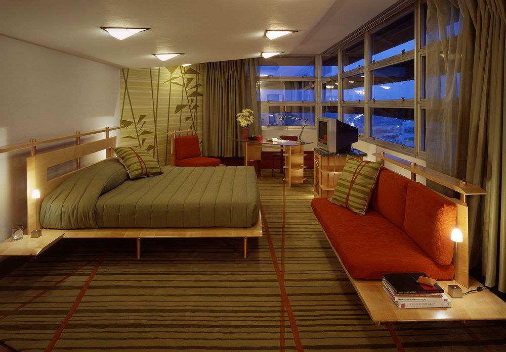 Price Tower room