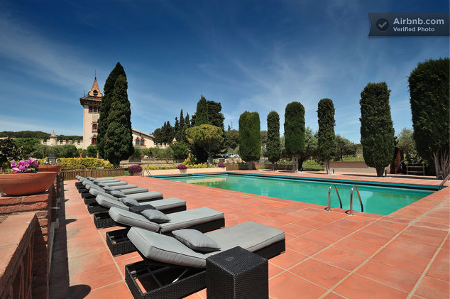 $3679/night • Carrer del Xarel·lo, St Pere de Ribes, Cataluña 08810, Spain