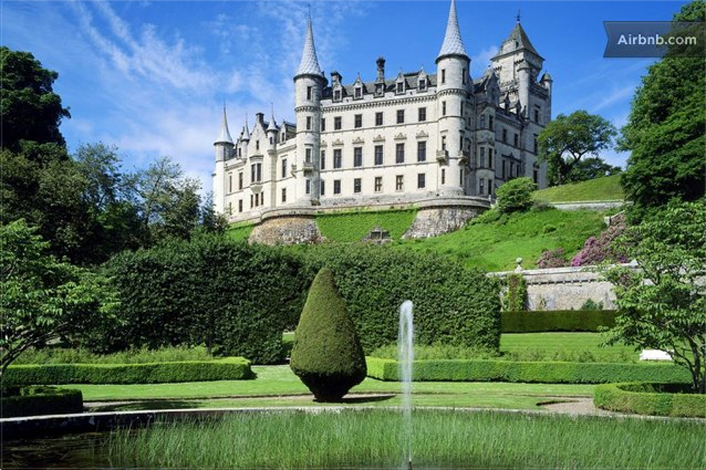 29 baller castles you can rent on Airbnb - Matador Network