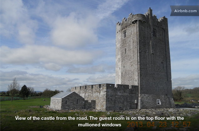 $163/night • Ballytarsna-Hackett Castle, Cashel, Tipperary, Ireland