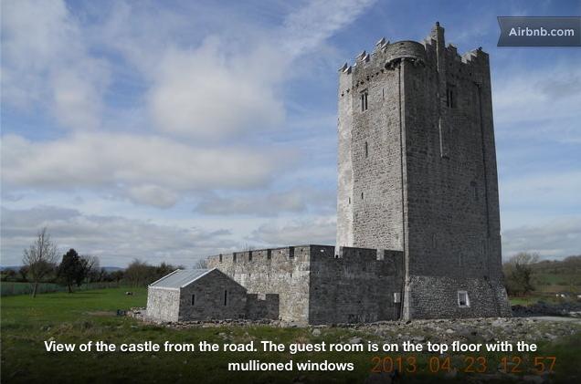 $163/night • Ballytarsna-Hackett Castle, Cashel, Tipperary, Ireland