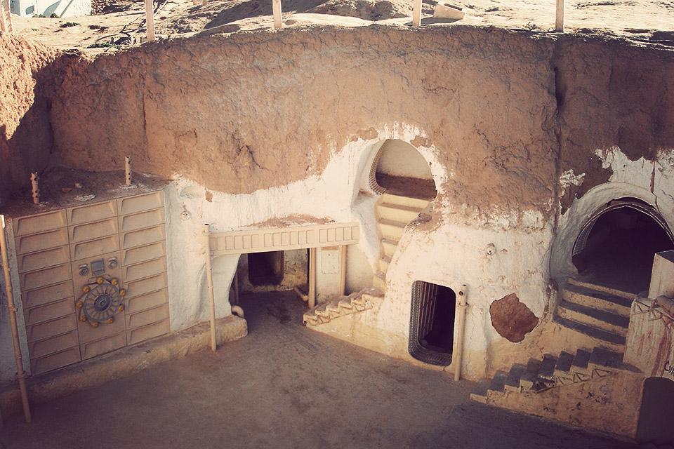 Hotel Sidi Driss, Tunisia