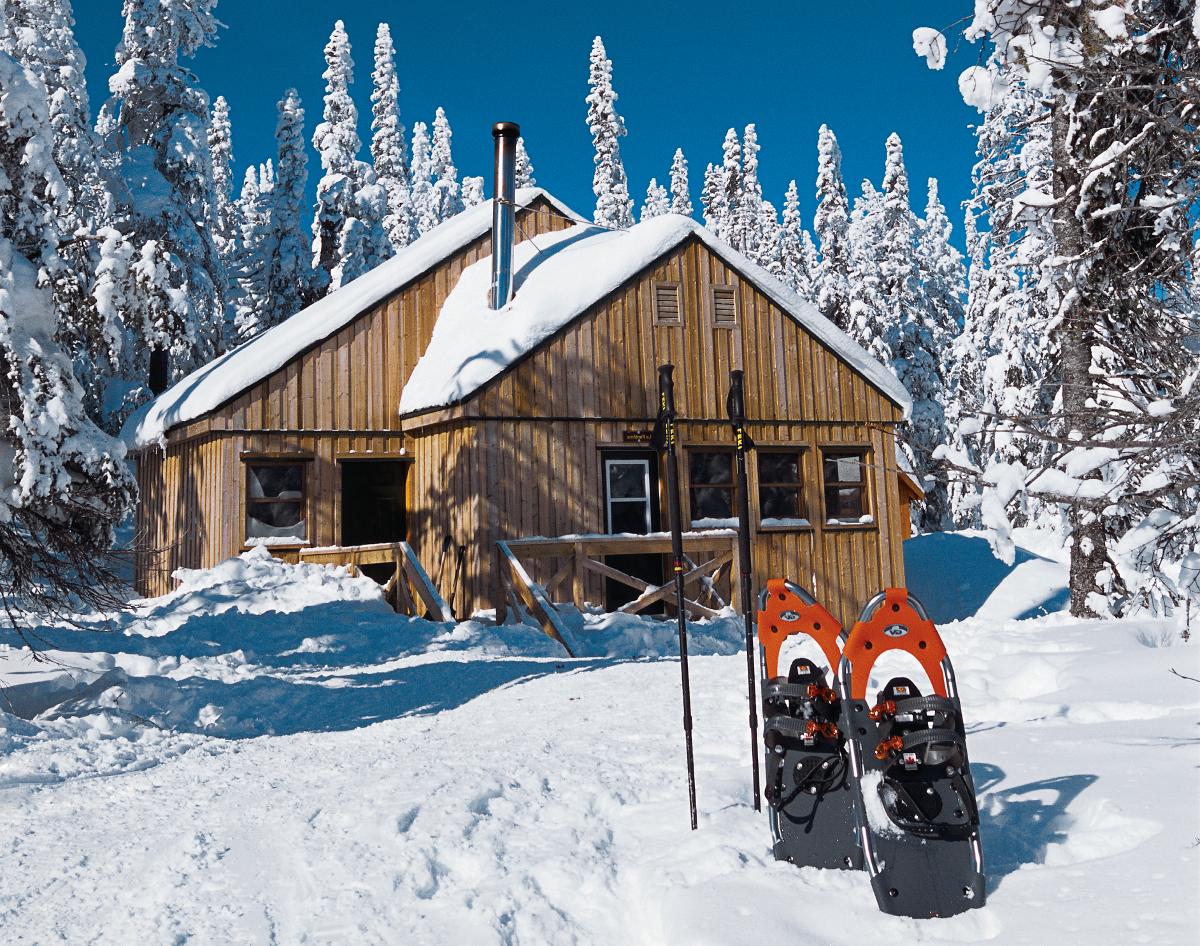 Snowshoe Quebec
