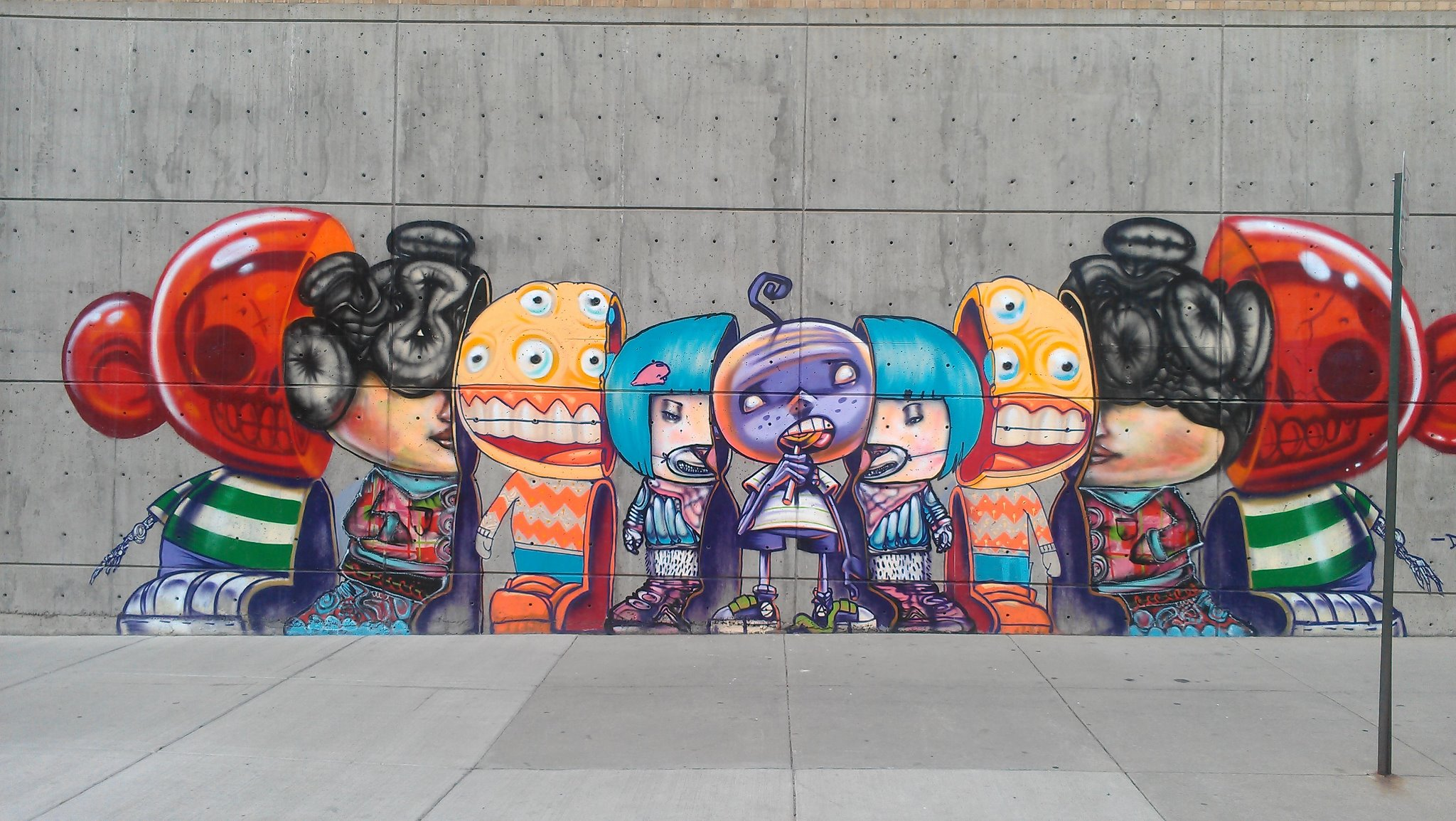 13 awesome street artists (who aren't Banksy) - Matador Network