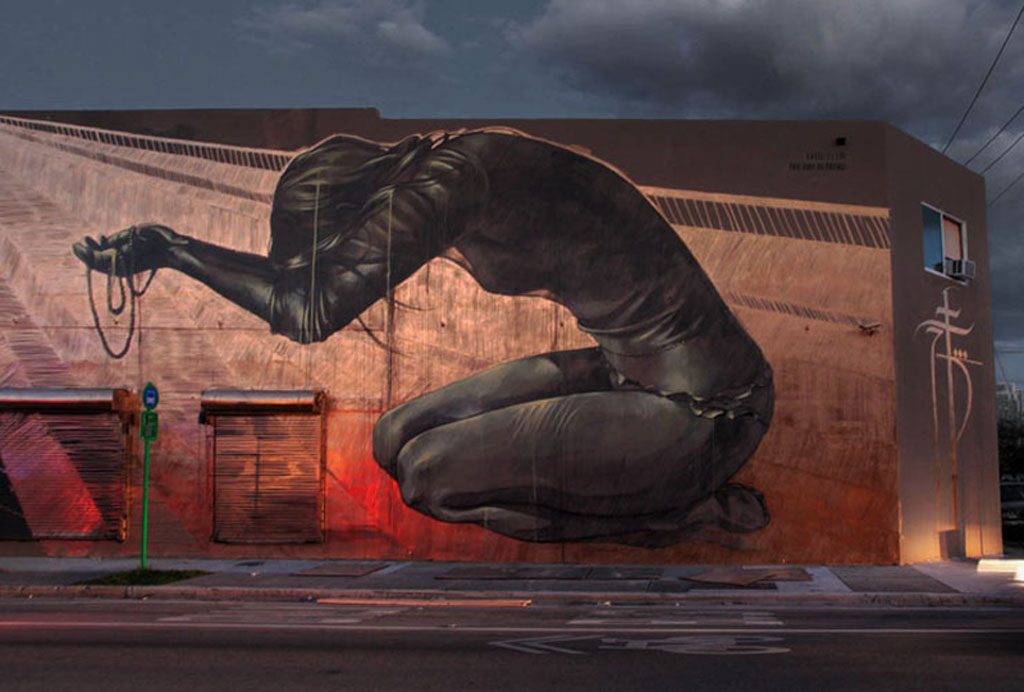 13 awesome street artists (who aren't Banksy)
