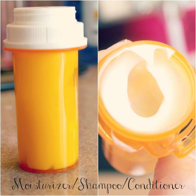 moisturizer shampoo