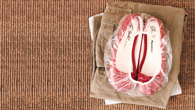 protect clothes from shoes