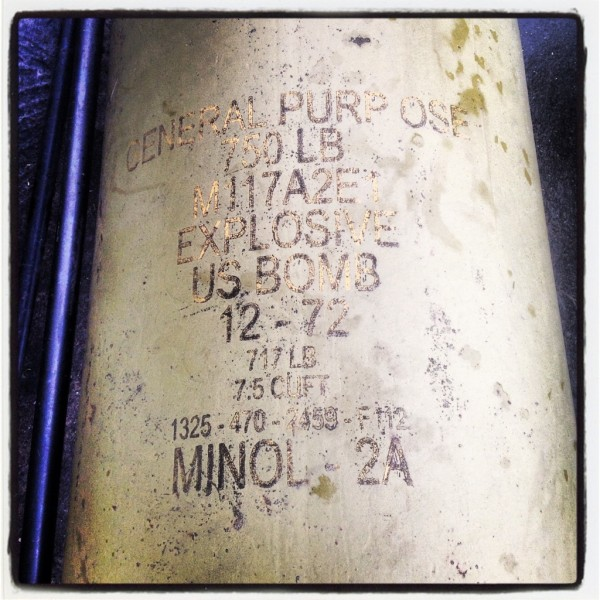 General purpose explosive