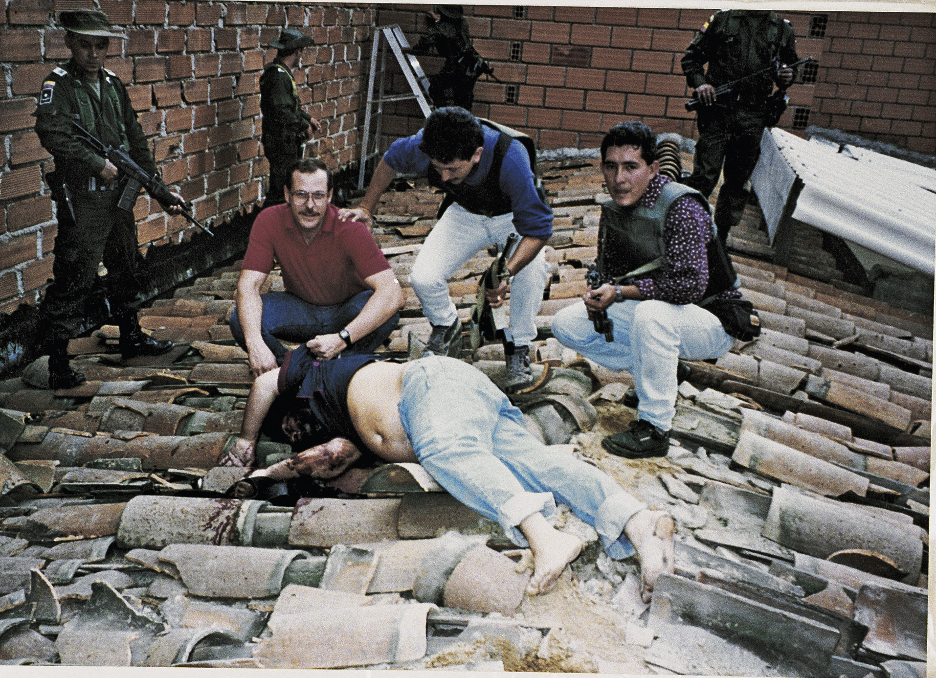 articles with colombian drug war