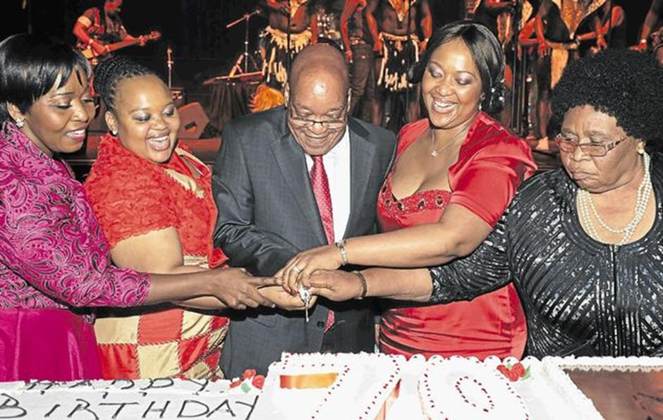 jacob zuma polygamy south africa