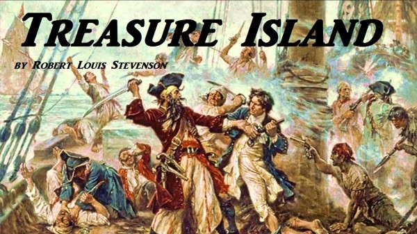 treasure island stevenson