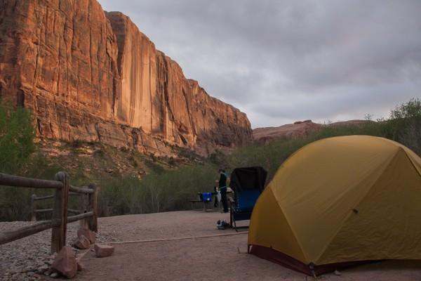 Granstaff BLM camping