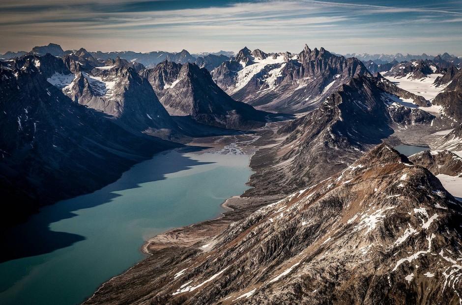 Peaks & glaciers