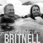 Jett and Kathryn Britnell