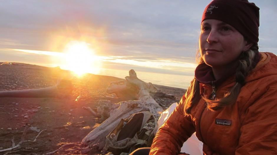 Caroline Van Hemert alaska