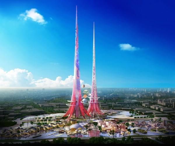 Phoenix-Towers-daytime