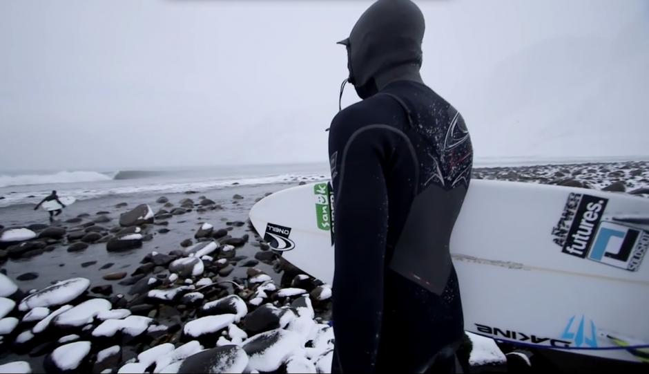 Arctic Swell