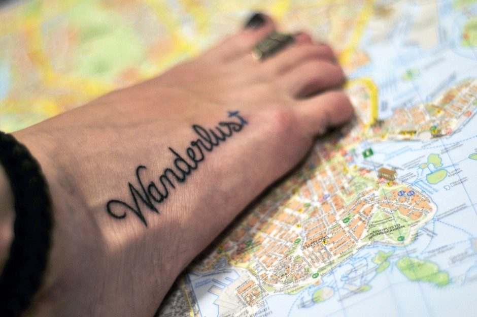 12 of my travel tattoos and the stories behind them 6 gumiabroncs Images