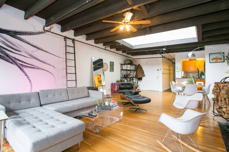 Modern Furniture New York 12 of the best airbnbs in new york city - matador network