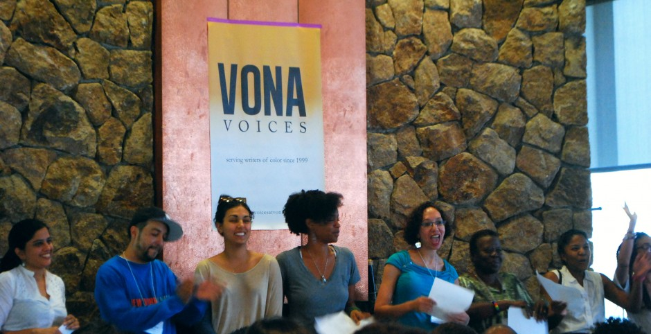 Potery workshop in the VONA lounge