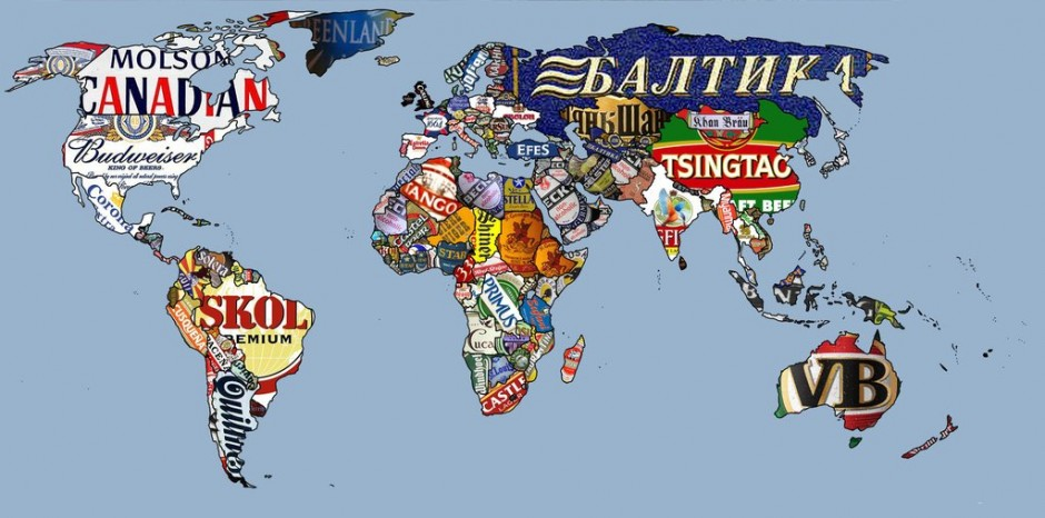 Beers around the world