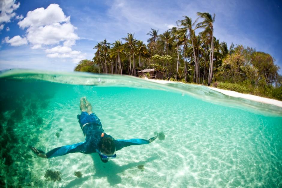 Linapacan Island, Philippines