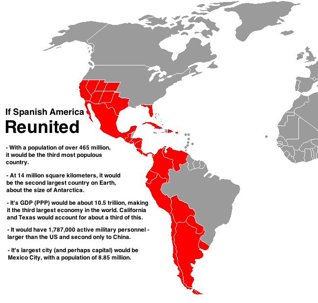 A reunited Pan-Latin America
