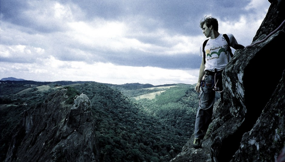 25 Insanely Awesome Rock Climbing Photos