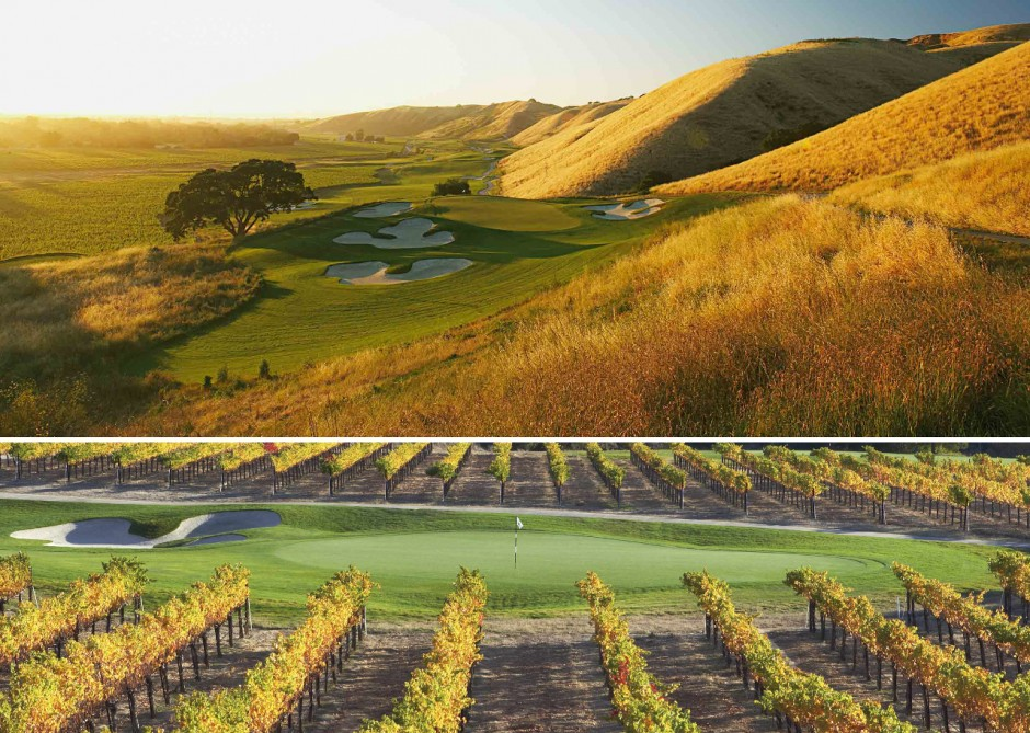 Wente Vineyards golf