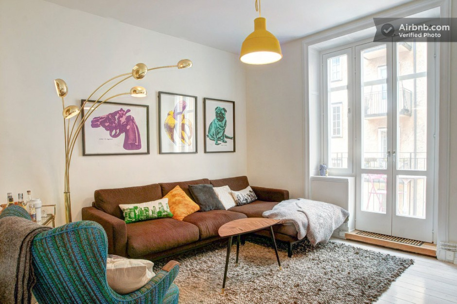 Stockholm Airbnb