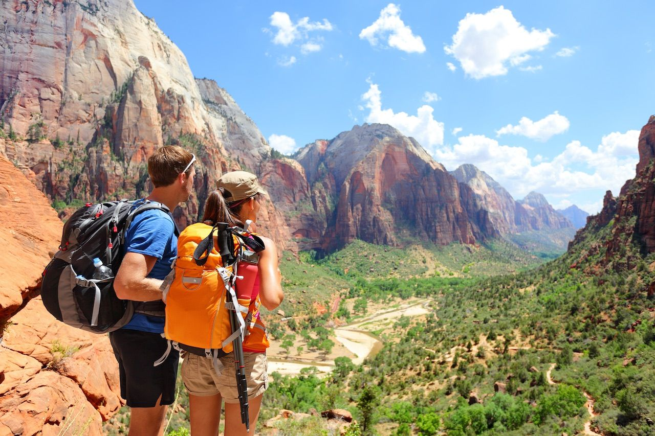 Travel guide to Zion National Park, Utah