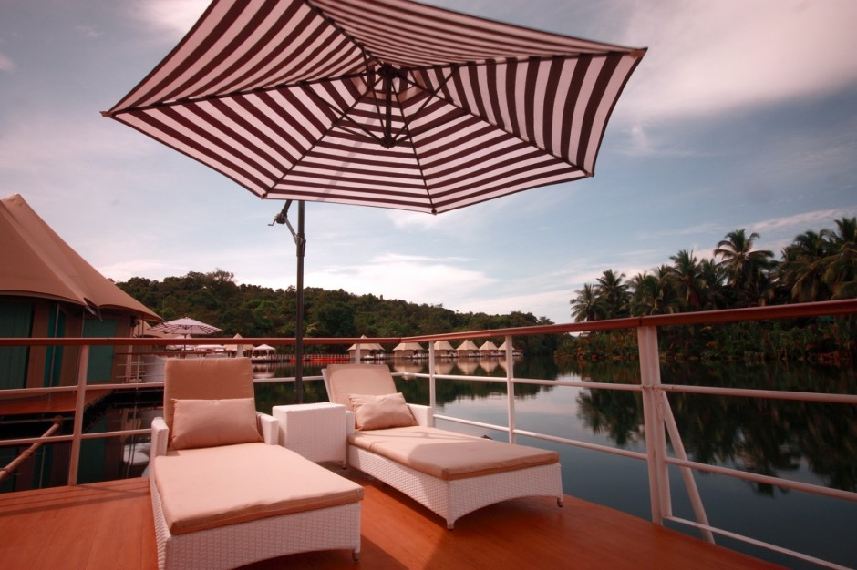 4 Rivers Floating Lodge (Koh Andet Island, Cambodia)