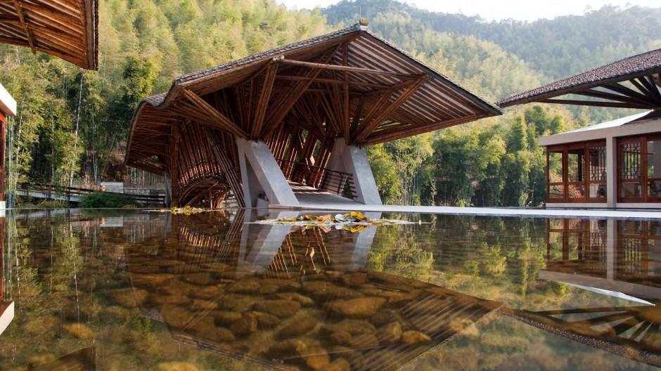 Crosswaters Ecolodge & Spa (Huizhou, China)