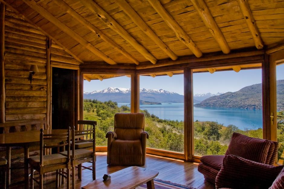 Mallin Colorado Ecolodge (Puerto Guadal, Chile)