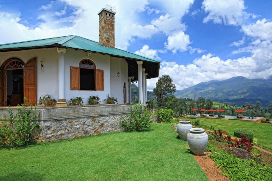 Madulkelle Tea and Eco Lodge (Kandy, Sri Lanka)