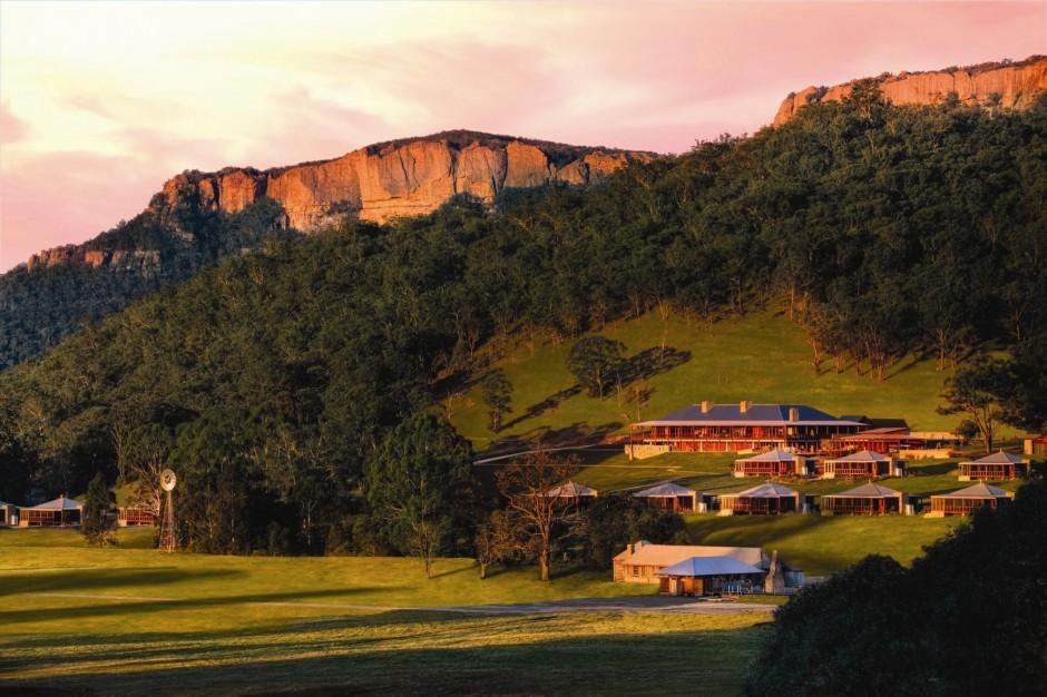 Emirates Wolgan Valley Spa & Resort (New South Wales, Australia)