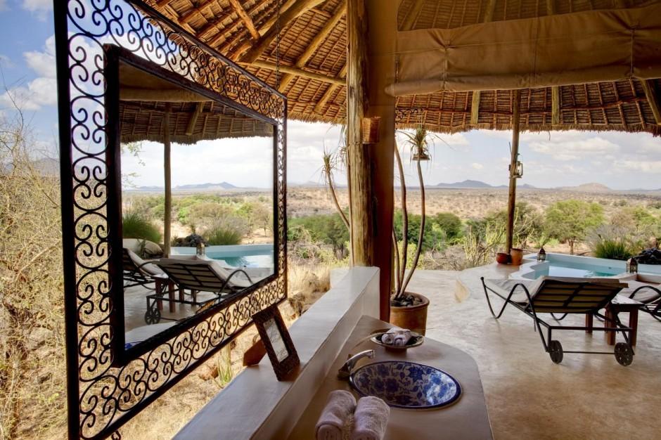 Sasaab Lodge (Samburu, Kenya)