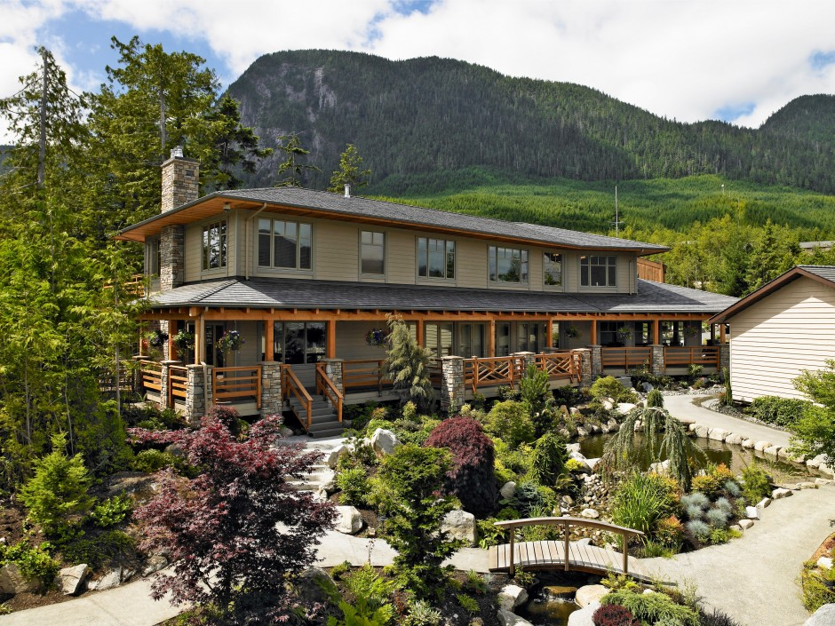 Sonora Resort (Sonora Island, Canada)